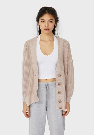 Cardigan - brown