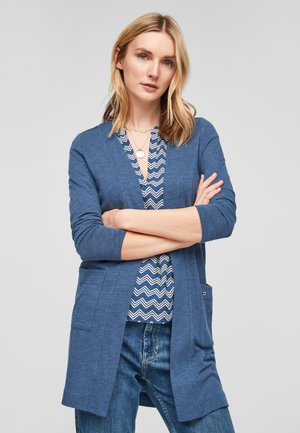 LANG - Cardigan - faded blue