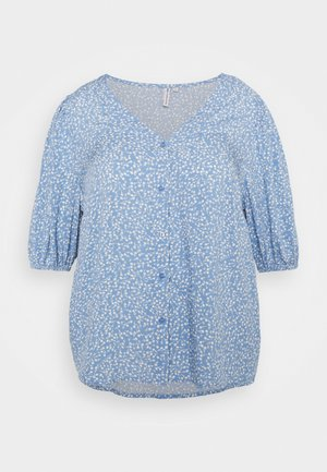 CARLOLLI - Blouse - allure/cloud dancer