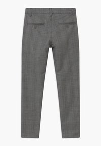 Grunt - DUDE CHECK ANKLE - Chinos - black - 1