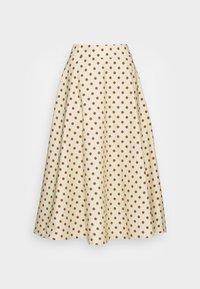 Love Copenhagen - VULAN SKIRT - A-line skirt - brown/cement - 3