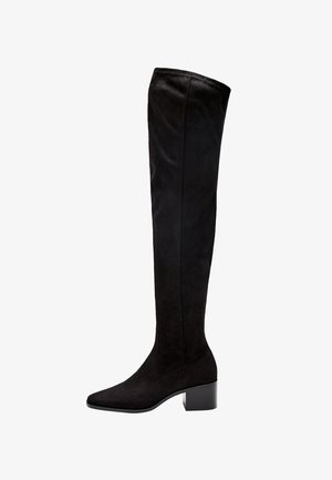 ZIPI - Over-the-knee boots - noir