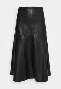 Wallis - ALINE SKIRT - A-line skirt - black - 0