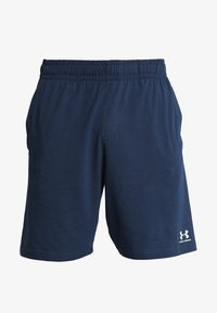 Under Armour - SPORTSTYLE SHORT - Träningsshorts - academy/onyx white - 4