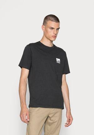 TAYLOR TEE - Print T-shirt - black