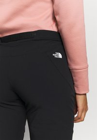 The North Face - DIABLO PANT - Outdoor trousers - black - 3