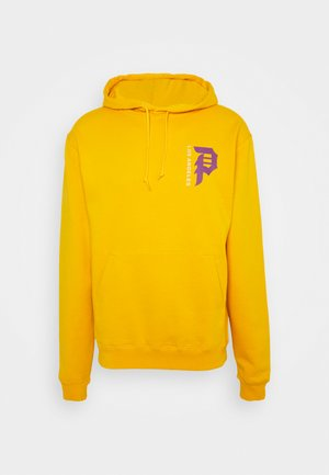 LOS ANGELES DIRTY HOOD - Sweater - gold