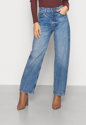 Jeans a sigaretta - old blue