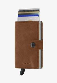Secrid - Wallet - vintage cognag - 0