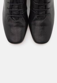 Bianca Di - Lace-up ankle boots - nero - 5