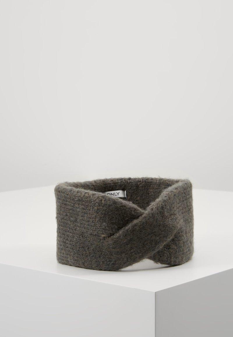 ONLY - Nauszniki - medium grey melange