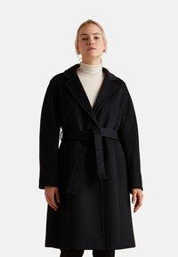 Elena Mirò - Classic coat - nero - 0