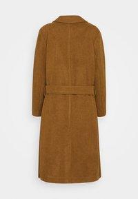 Saint Tropez - CLARASZ COAT - Zimní kabát - thrush - 1