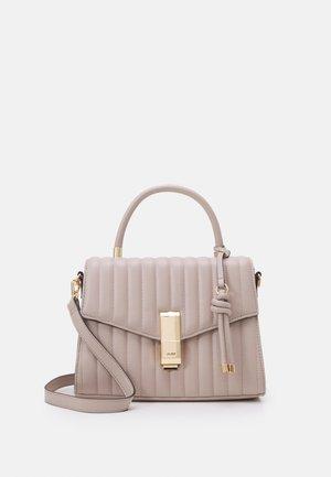 DRENDALIA - Handbag - taupe