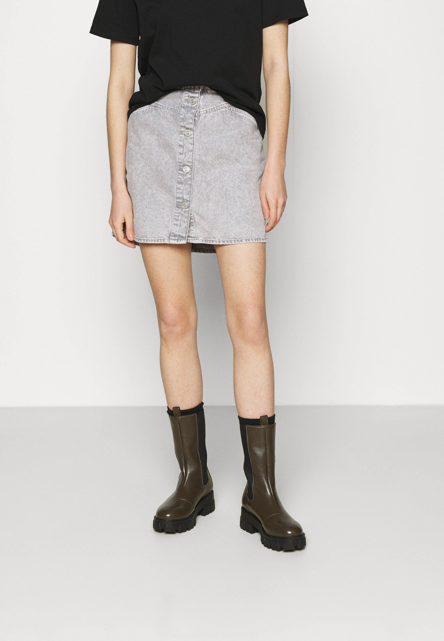 Women NMBE JUNE SHORT SKIRT - Mini skirt