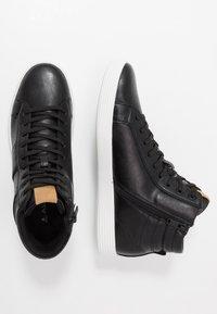 ALDO - GLENADIEN - Sneaker high - black - 1