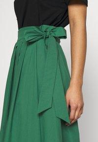 WEEKEND MaxMara - OBLARE - Pleated skirt - gruen - 4