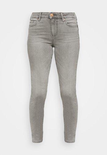 IVY SKINNY - Jeans Skinny Fit - grey denim