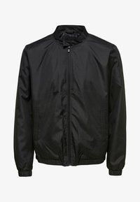 Only & Sons - ONSANTHONEY - Chaqueta fina - black - 0