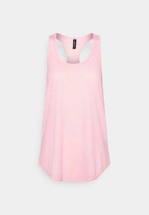TRAINING TANK - Débardeur - light pink
