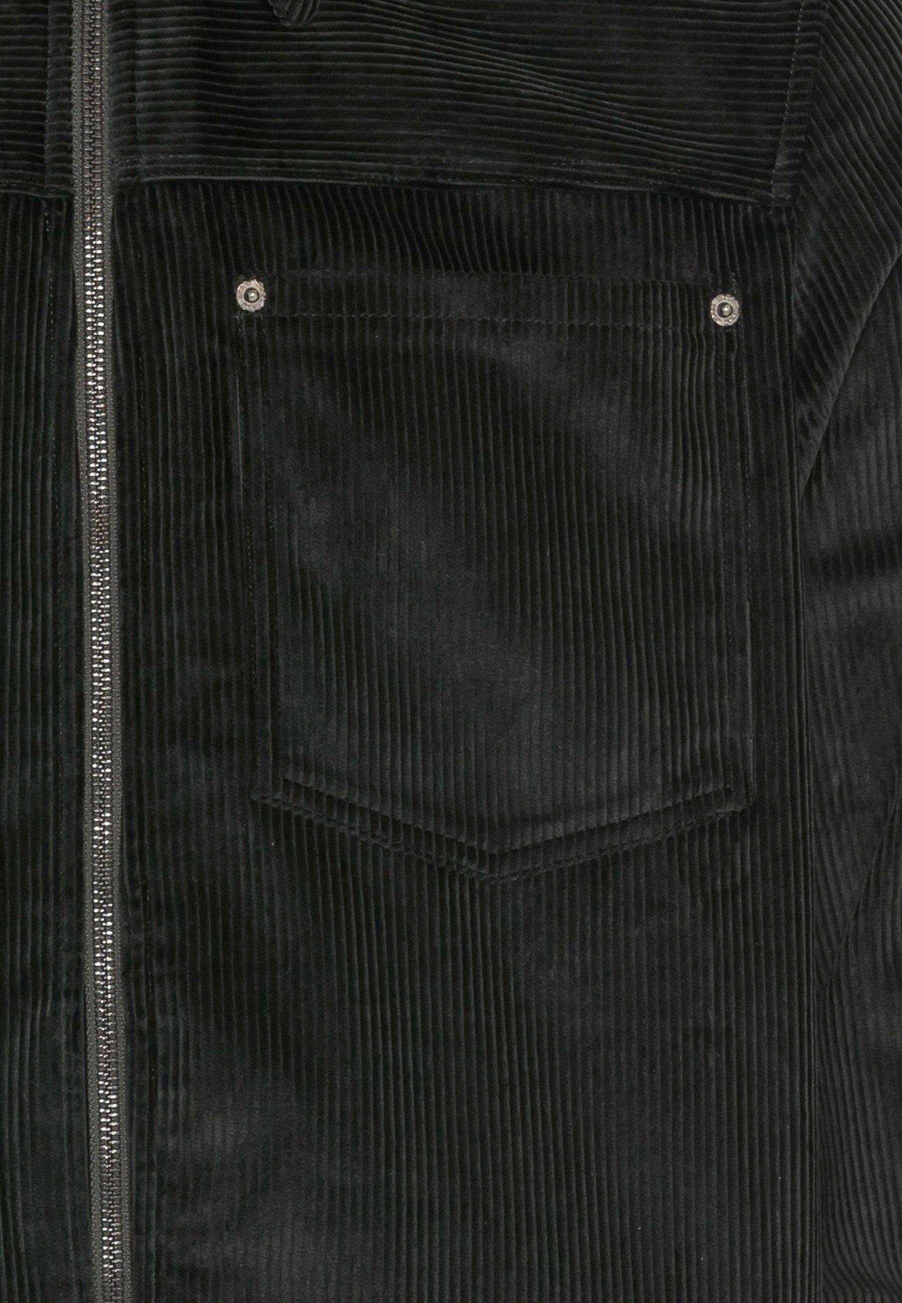 Men EBAN CORDUROY ZIP - Shirt