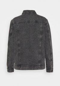 Noisy May - NMOLE  - Denim jacket - dark grey denim - 6