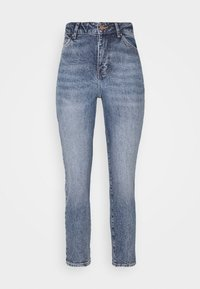 New Look Petite - WAIST ENHANCE MOM HARRY - Relaxed fit jeans - mid blue - 3