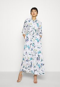 Banana Republic - SAVANNAH PRINTS - Maxi dress - white - 0
