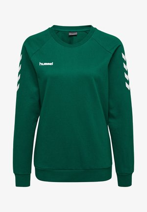 Sweater - evergreen