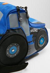pick & PACK - TRACTOR RUCKSACK - KINDERRUCKSACK TRAKTOR - Rucksack - blue - 6