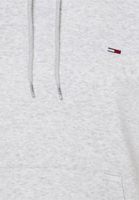 Tommy Jeans - REGULAR HOODIE - Sweat à capuche - silver grey heather - 6