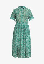 MONTANA DRESS - Shirt dress - green