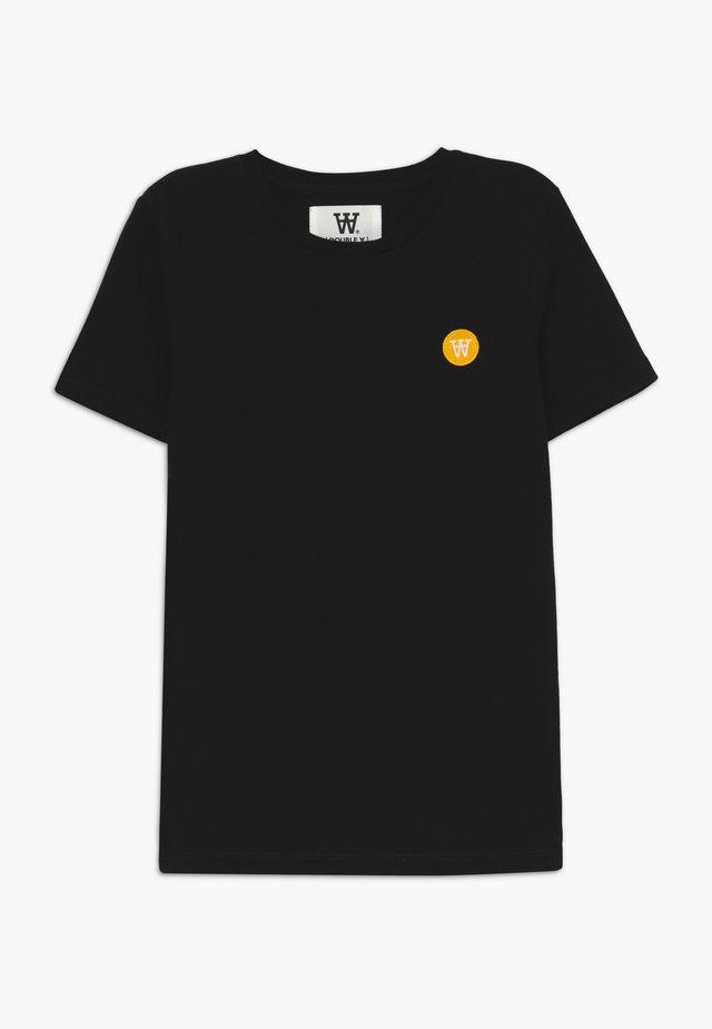 OLA KIDS - T-shirt z nadrukiem - black