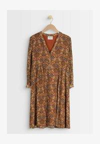 Maison 123 - Shirt dress - marron caramel - 2