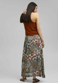 Esprit - Maxi skirt - turquoise - 2
