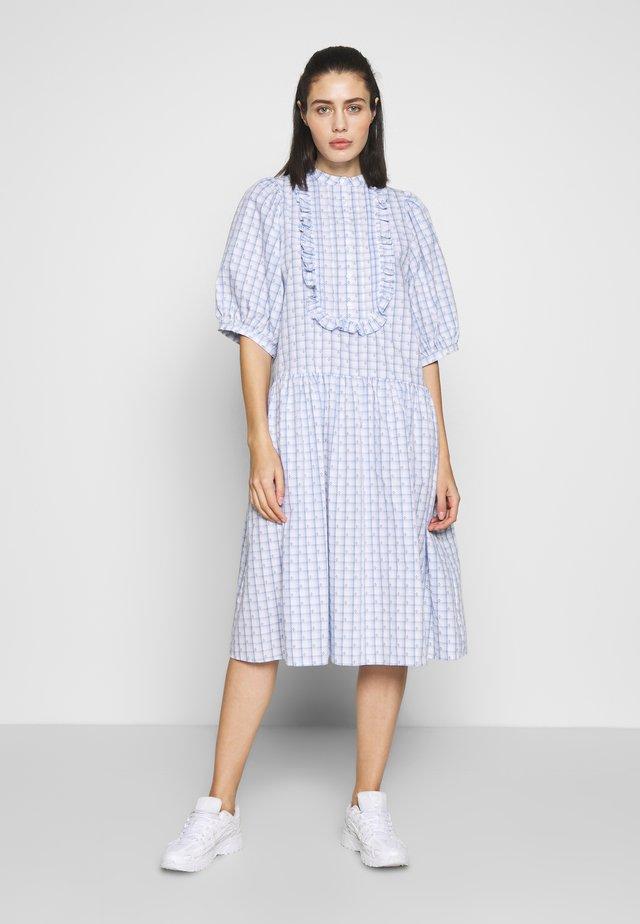 MINET - Shirt dress - light blue