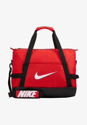 TEAM DUFF  - Borsa per lo sport - university red/black/white