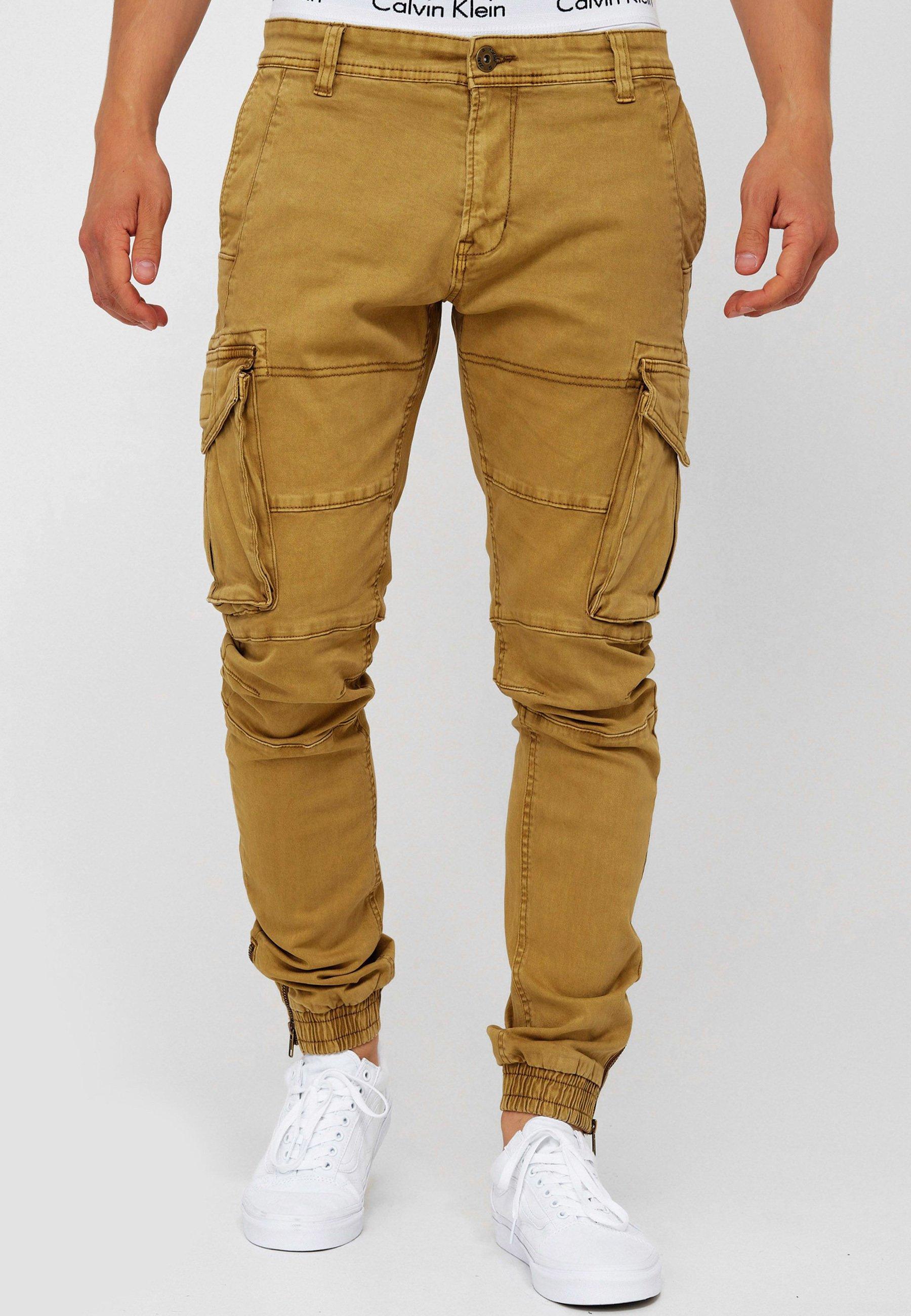 Homme ALEX - Pantalon cargo
