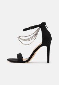 ALDO - BLING - High Heel Sandalette - black - 1