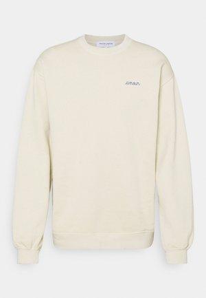 LEDRU AMOUR - Sweatshirt - linen beige washed