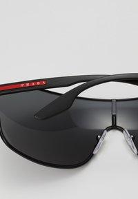 Prada Linea Rossa - Solbriller - matte black - 2