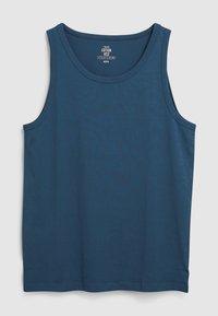 Next - FIVE PACK - Undershirt - blue - 3