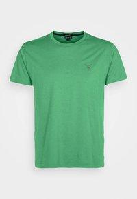 GANT - THE ORIGINAL - T-shirt - bas - grün - 0