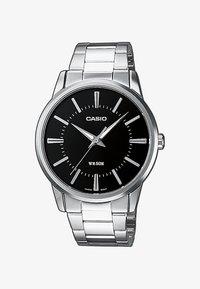 Casio - Watch - silver-coloured/black - 0