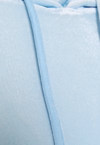 Pieces - PCGIGI HOODIE - Felpa - blue bell - 2