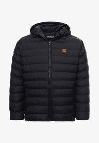 BASIC BUBBLE JACKET - Winter jacket - black