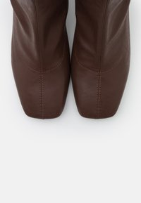 Monki - VEGAN LEIA BOOT - Classic ankle boots - brown - 5