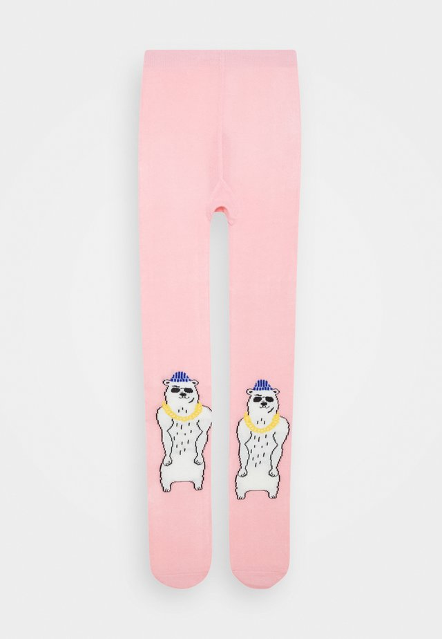 BE COOL BABY - Tights - pink