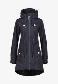 alife & kickin - CHARLOTTEAK - Short coat - marine - 5