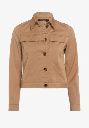 Summer jacket - camel